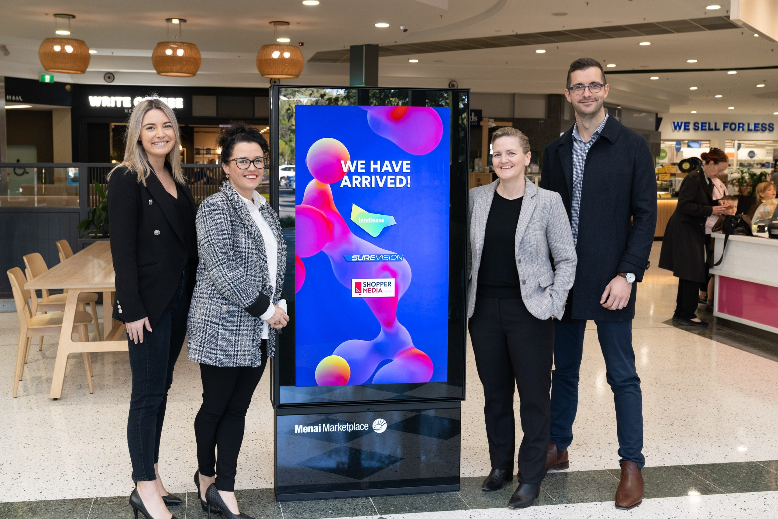Shopper partners with Lendlease