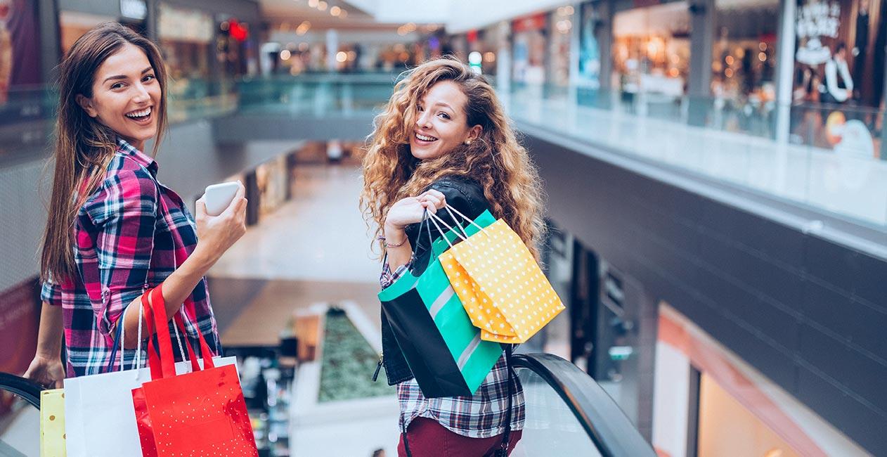 Shopper satisfied shoppers